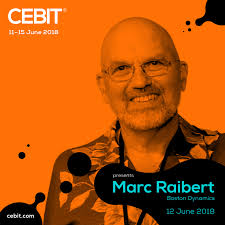 Marc Raibert - Oration Speakers