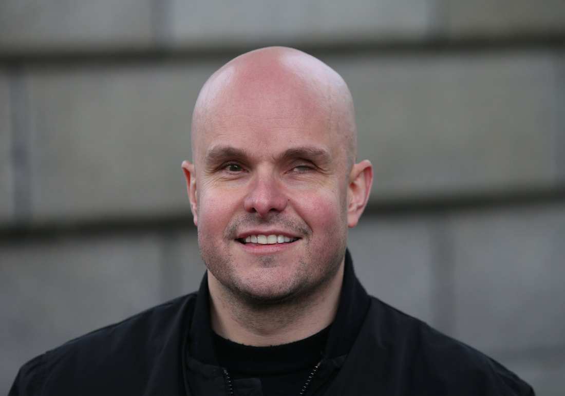 Mark Pollock an Inspiration Keynote Speaker plus much more