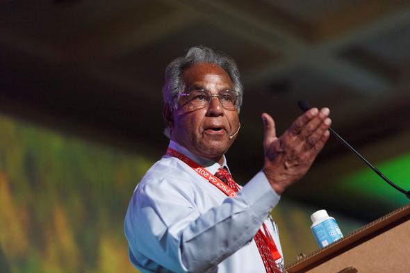 Dr Sadanandan Nambiar Expert Keynote Speaker on Sustainability